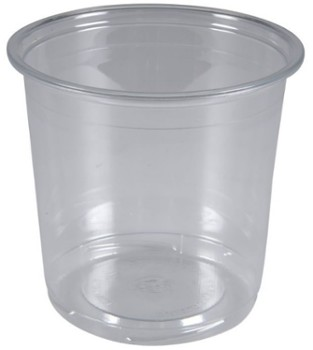 TowerPac2 round container 300ml 50pcs