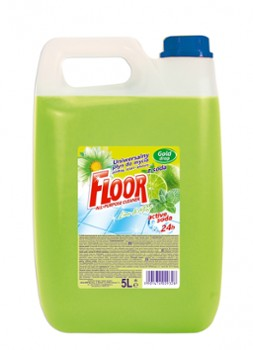 FLOOR 5l ACTiVE SODA Lime & Mint