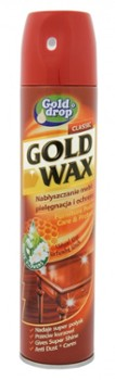 GOLD WAX 250ml CLASIC prep do mebl spray