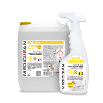 MEDICLEAN MC561 Protect Spray 500m l#