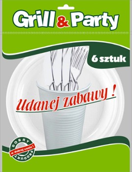 GRiLL & PARTY