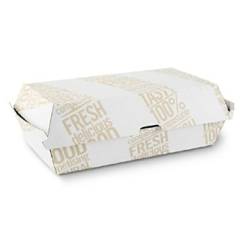 TAKEAWAY BOX 600ml biały
