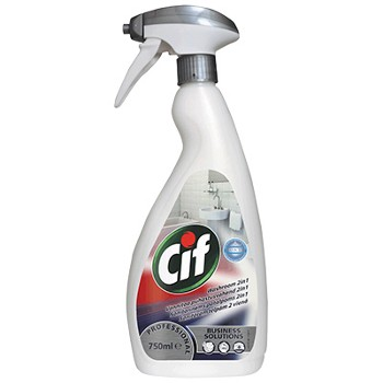 CIF BS Professional  WASHROOM 2in1 750ml