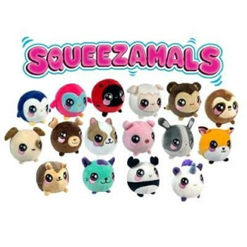 Squeezamals mix R20