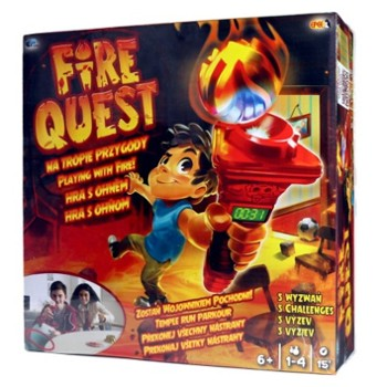 Fire Quest EP02848 R20