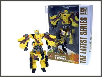 Transformers Tykoon mix