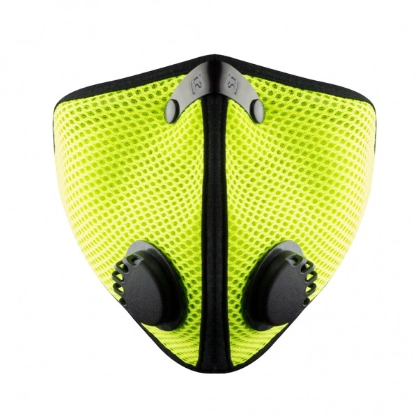Maska RZ Mask M2 Yellow Safety L/R