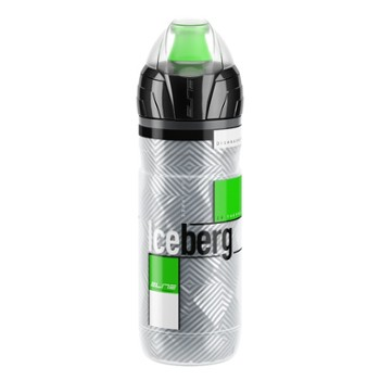 Bidon ELITE ICEBERG zielony 500ml 2017