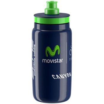 Bidon Elite Fly Teams Movistar 550 ml