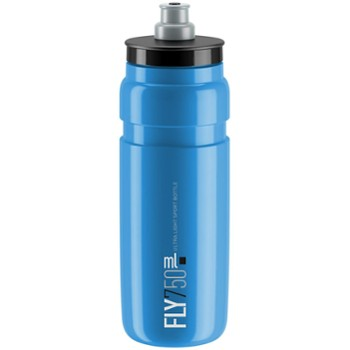 Bidon Elite Fly Blue black 750ml