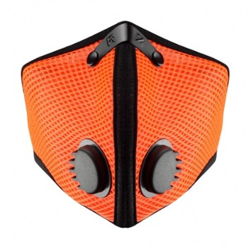 Maska RZ Mask M2 Safety Orange M/S