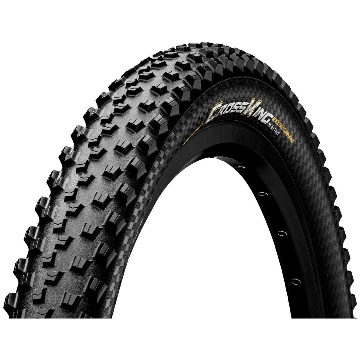 Continental Cross King II SW 29x2.2 zwij