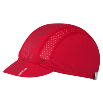 Czapka Shimano Racing Cap Red One Size