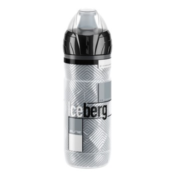 Bidon ELITE ICEBERG szary 500ml 2017