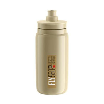 Bidon Elite FLY Beżowy 550ml 2020
