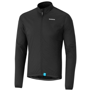 Kurtka Compact Windbreaker Black M