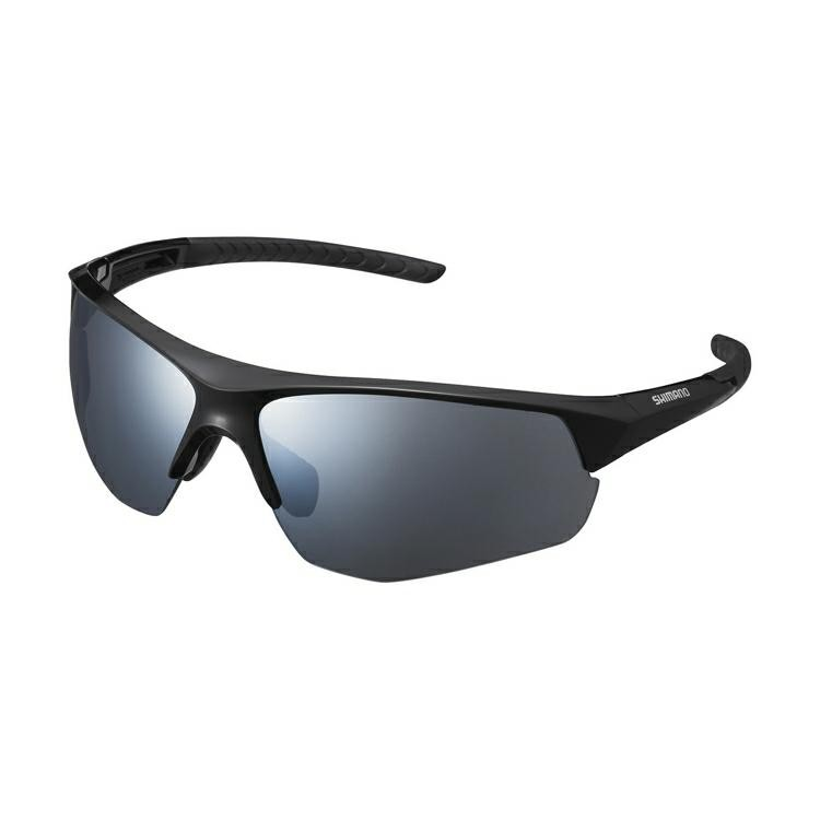 Okulary CE-TSPK1 Black Smoke Silver Mirr