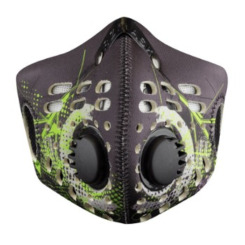Maska RZ Mask M1 Digitech Green L/R