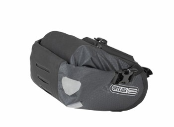 ORTLIEB SADDLE-BAG TWO SLATE-BLACK 1,6L