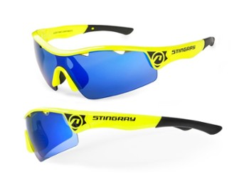 Okulary ACCENT STINGRAY fluo