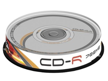 PŁYTA CD-R 700MB 52X CAKE(10)