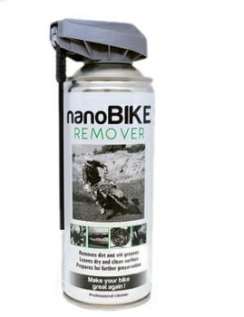 Smar do roweru nanoBike - Remover 400ml