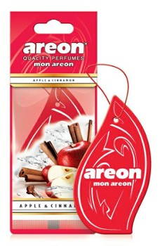 Zapach AREON MON Apple & Cinnamon
