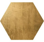 Omega Gold Hexagonal 59,55x51,57
