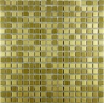 Decora Mosaicos Steel Gold 30x30