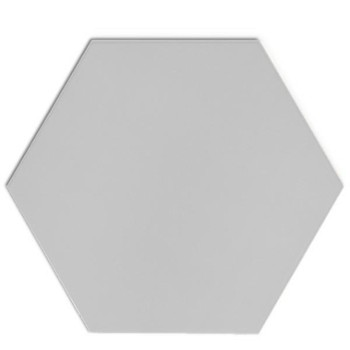 CerArte Origami Hexagon Grey 24,8×28,5
