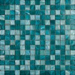 Mozaika Home Multi Teal 32,7x32,7