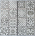 Decora Mosaicos Antic Gris 29x29