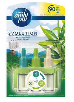 AmbiPur 3VOLUTION Japan Tatami 2x20ml