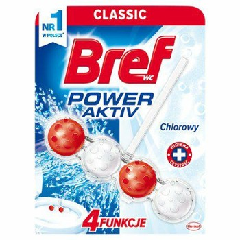 Bref 1x50 CHLORINE Power Activ do WC