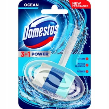 DOMESTOS 40g OCEAN kostka do WC
