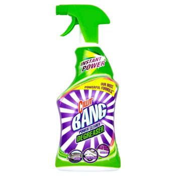 Cillit Bang tłuszcz i smugi 750ml spray