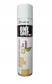 ONE SHOT 600ml PACZULI