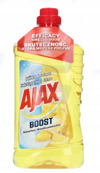 AJAX płyn uniwersalny Baking Soda+Lemon (BOOST) 1L