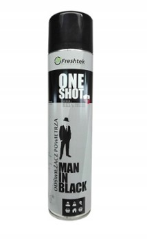 ONE SHOT 600ml MAN IN BLACK