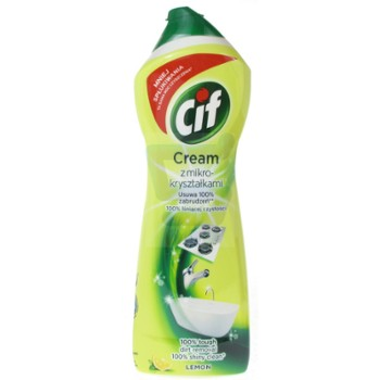 CIF 780ml LEMON mleczko