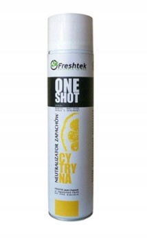 ONE SHOT 600ml CYTRYNA