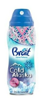 BRAIT 300ml aerozol Dry Mist Cold Alaska