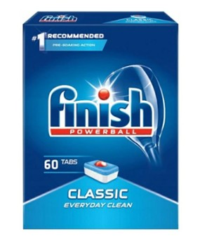 FINISH CLASSIC  60szt tab. do zmywarek