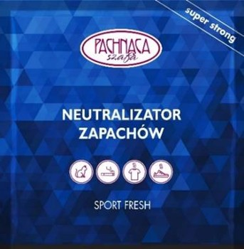 PS saszetka SPORT FRESH neutralizator