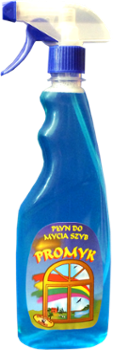 PROMYK 500ml  spray płyn do mycia szyb