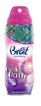 BRAIT 300ml aerozol Dry Mist Pink Party