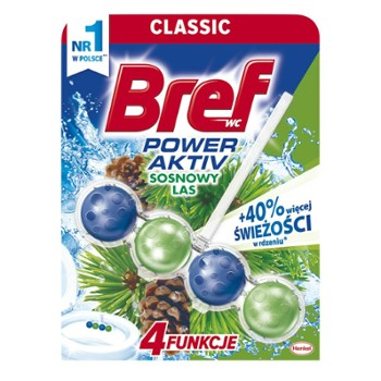 Bref 1x50 PINE Power Activ do WC kulki
