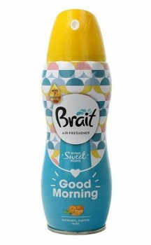 BRAIT 300ml aerozol Dry Mist G. Morning