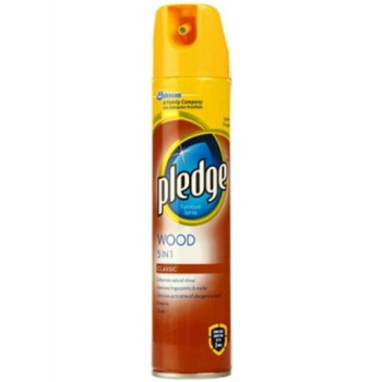 Pledge 250ml Wood Classic