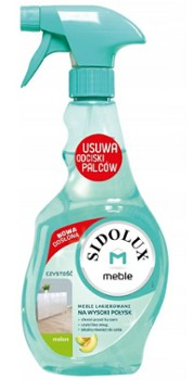 Sidolux M 500ml spray do mebli połysk